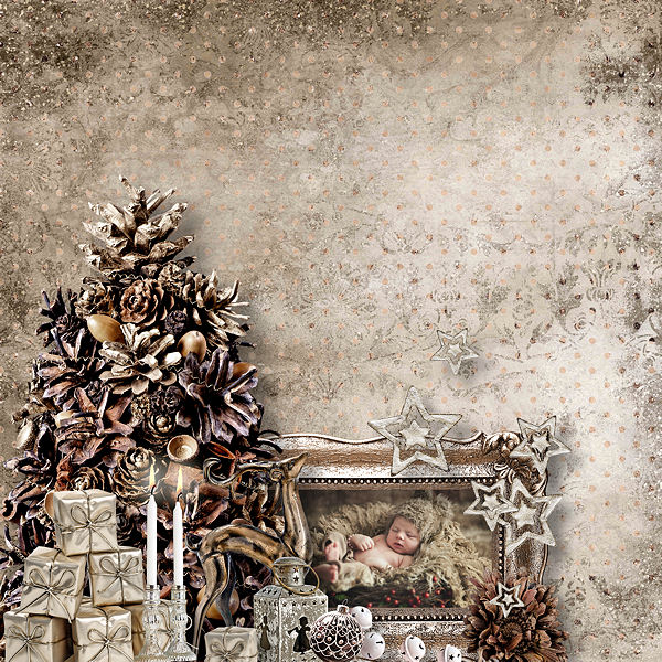 SWEET CHRISTMAS by DOUDOU'S DESIGN