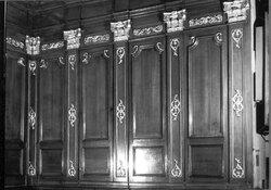 chapelle saint fiacre,tour du Saint-Sacrement, monté, sculpté, doré,Eglise Saint-Nicolas, Mons ,