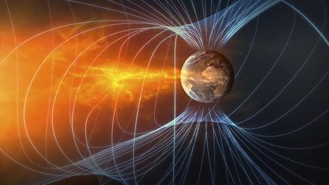Anomalies du champ magnétique