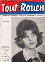 COVERS 1963 : 72 Unes !