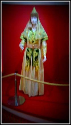 TLEMCEN musée de mode taditionnelle