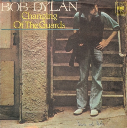 Side by Side 105 - Changing of the guards - Bob Dylan/Gaslight Anthem