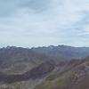 De la Peña Blanca, panorama du pic du Midi d'Ossau au pico de Anayet