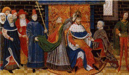 Histoire de la littérature française, la Féodalité ( I )
