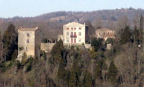 Château de Terride (Mirepoix)
