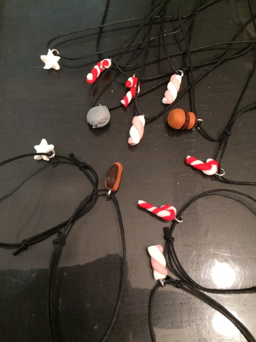 collier et bracelet enfant