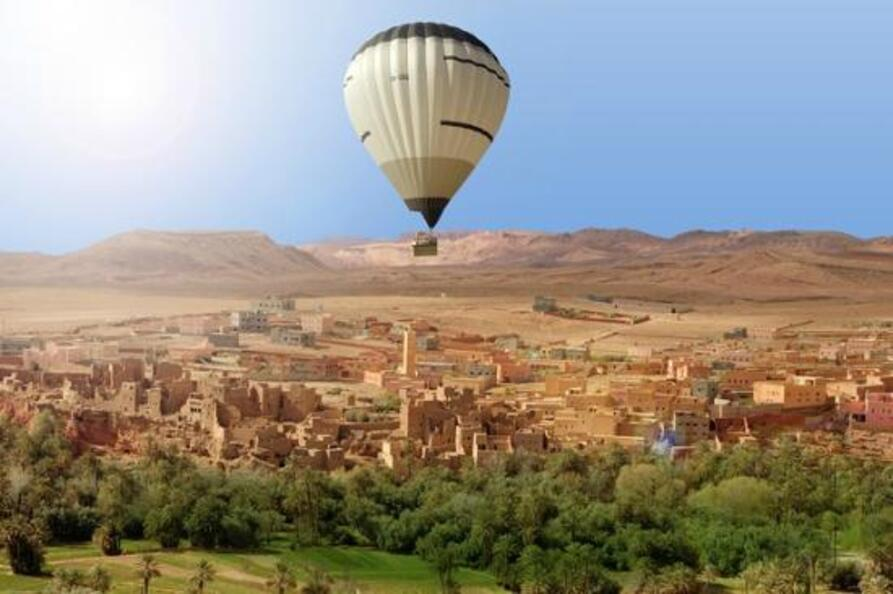 """Résultat de recherche d'images pour """"vol en montgolfière au maroc photos"""""""
