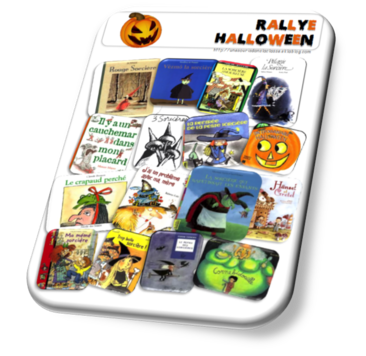 Rallye Lecture Halloween CE1