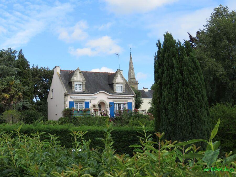 Theix dans le Morbihan