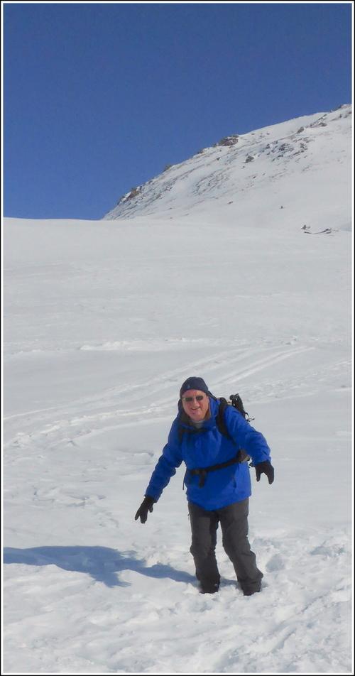 Le col du Mont Cenis à pied    (suite.)