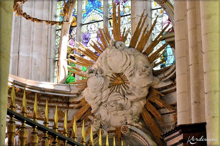 Photos cathédrale Notre-Dame de l'Assomption - Intérieur