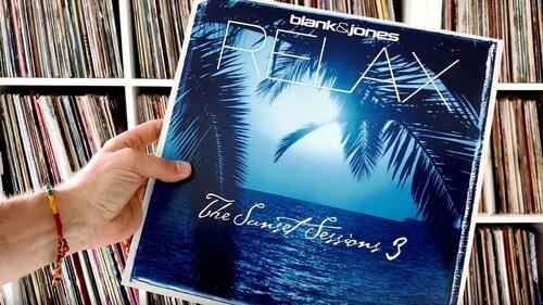 BLANK & JONES - Relax Sunset Sessions 3 LTD Vinyle (Chillout)