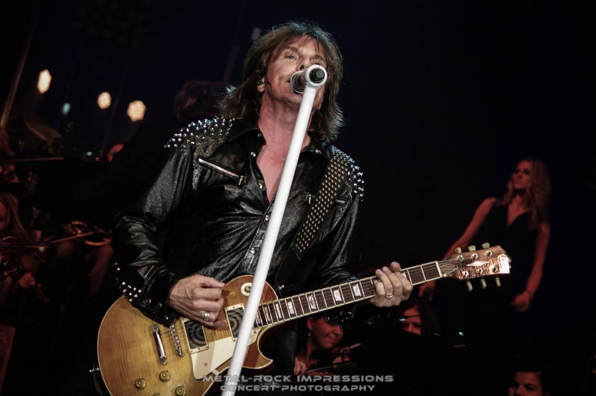 Joey Tempest : vidéo de Berne le 12 avril 2016
