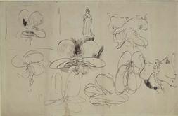 Loïe Fuller, la danse serpentine, 1896