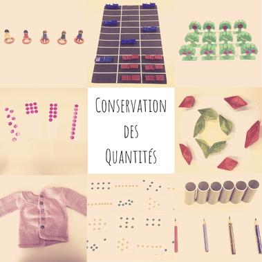 Maths : Aider les élèves qui n'ont pas acquis la conservation des quantités