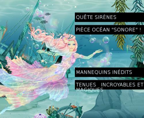 176. Sirènes