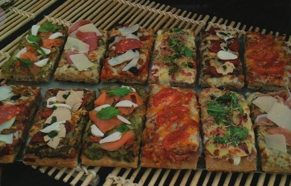 Lundi Pizza