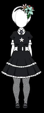 Export Outfit - Ensembles noirs