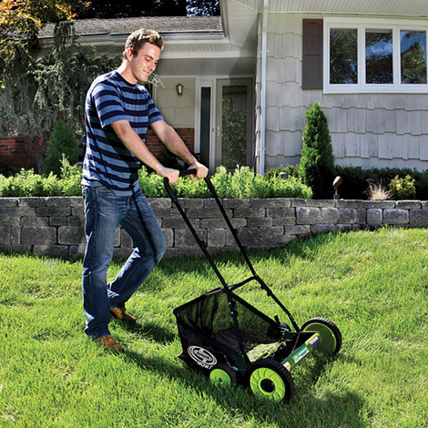 The Green Way To Cut Your Grass