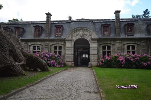 le château de Trévarez