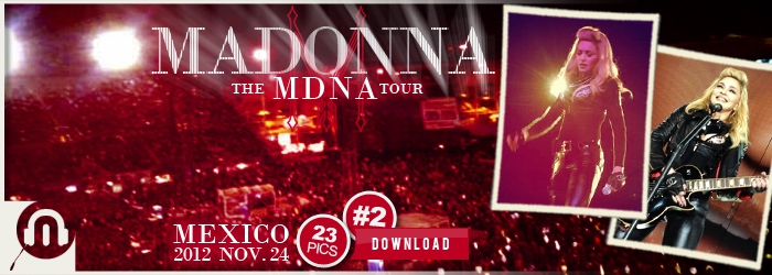 The MDNA Tour - Mexico NOV24 - Pictures 2