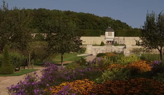 Jardin Jardinier : les jardins de l'Abbaye de Saint Georges de Boscherville