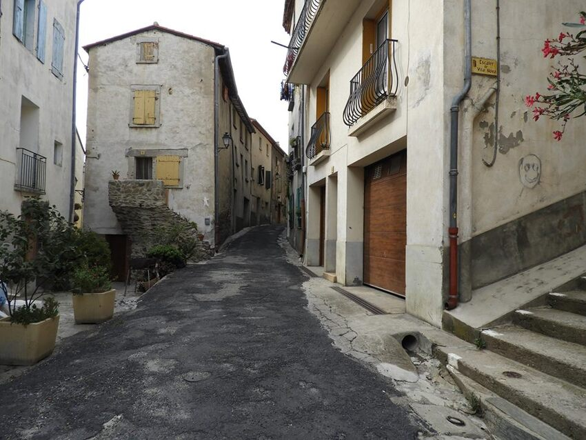 Village de Mosset