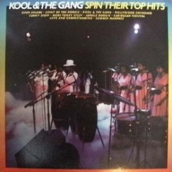 Kool & The Gang - Spin Their Top Hits - Complete LP