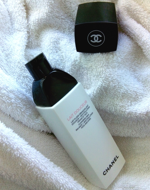 Lait Douceur de Chanel