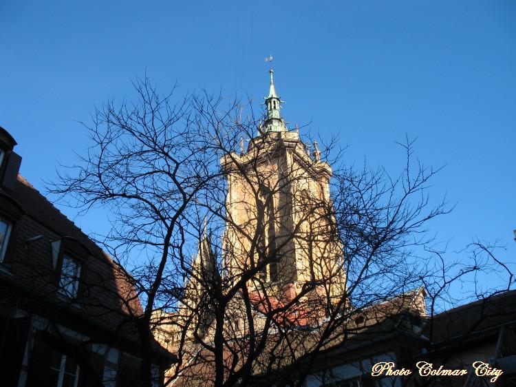À Colmar : Passages