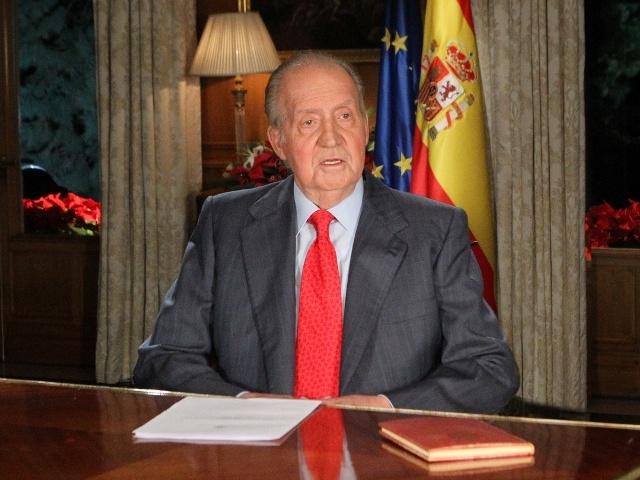 Voeux de Juan Carlos