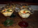 Crème à l'ananas au Thermomix