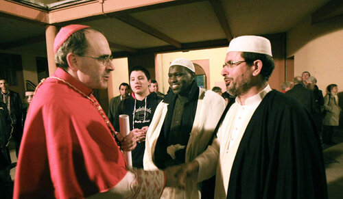 Mgr Philippe Barbarin : « Il faut accompagner les néophytes issus de l'islam »