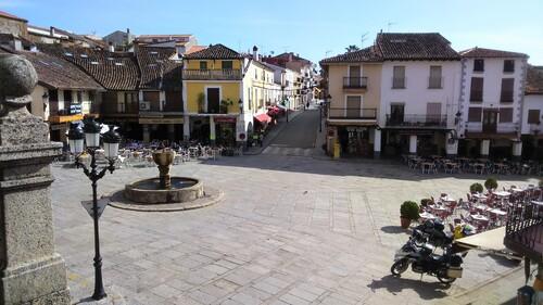 26 octobre  Villaviciosa Guisando