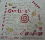 """LLP """"Bonbons d'antan""""."""