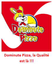 DOMINUTE PIZZA