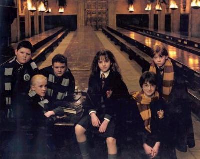 Harry Potter présentation