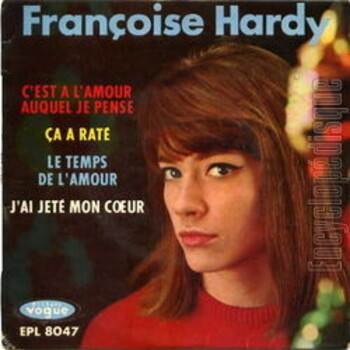 Françoise Hardy, Le temps de l'amour paroles & karaoké
