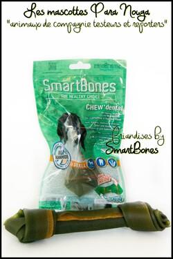 SmartBones, enfin des os à mâcher sans danger et bon pour sa santé !