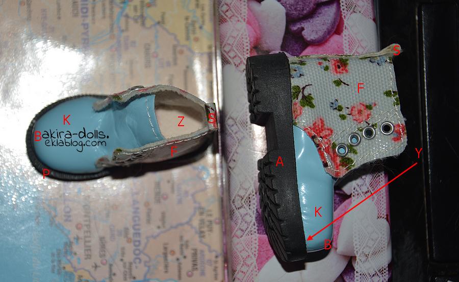 Tuto Shoes 1/4