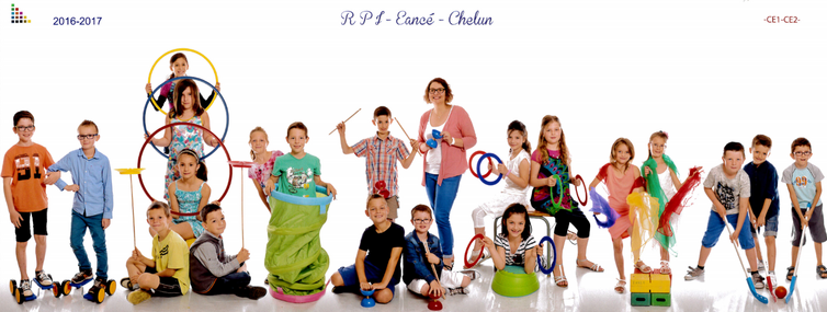 Classe 3: CE1 CE2