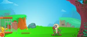Jouer à Naughty monkey adventure