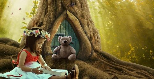Comment donner le goût de lire à nos chers bambins?