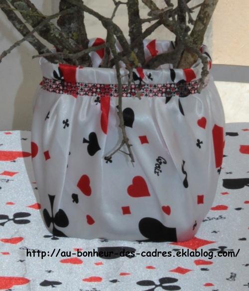 Déco de mariage : arbre à voeux et ses petites cartes