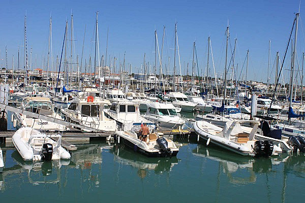 port de plaisance Royan -6-