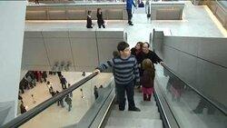 Vidéo de France 3 Musée des confluences Famille Fayolle