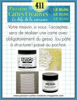 Passion Cartes Créatives #411