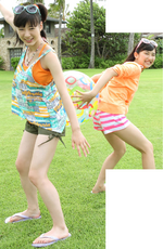 Aplication Erina Ikuta Alo! Hello 6 Morning Musume 生田衣梨奈アロハロ!6 モーニング娘。