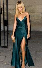 Rihanna à la Fashion Week