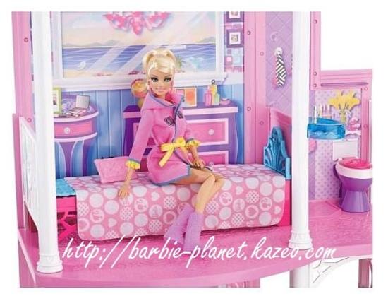 La maison de Barbie 3